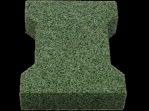 Rubber Paving Block