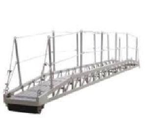 Aluminium Wharf Ladder