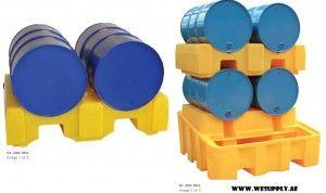 Drum Storage System