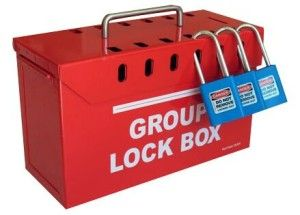 Group Lock Box
