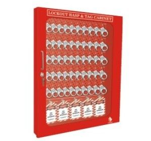Hasps & Tags Cabinet