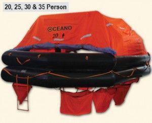 OCEANO SOLAS Life Rafts