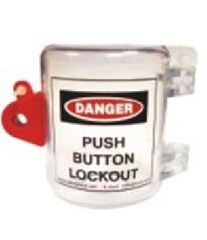 Oversize Push Button Lockout