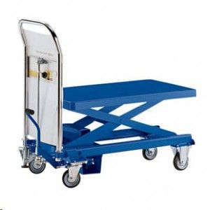 PLATFORM LIFTING TROLLEY