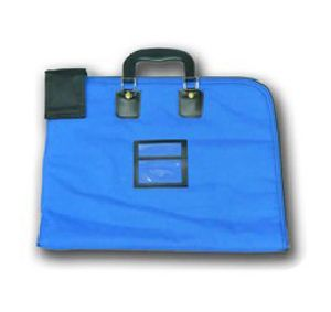 Fire Shield Locking Briefcase Style Bag