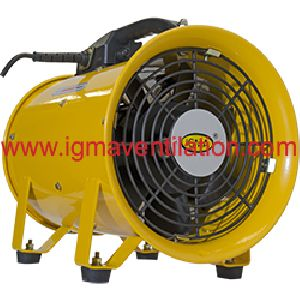 Heavy Duty Portable Axial Blower Fan