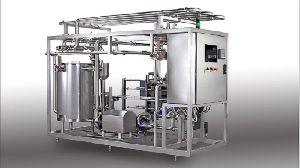 Pasteurization System Dairy Plant