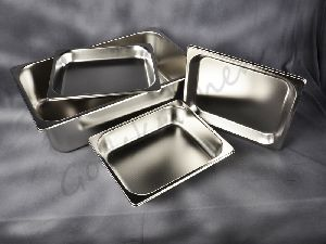 Stainless Steel Gastronorm Pans