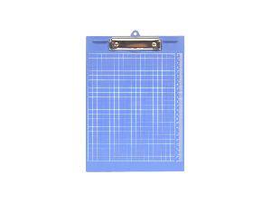 A4 Plastic Clipboard