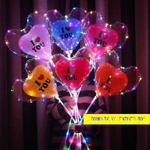 Heart Shape Led Balloon