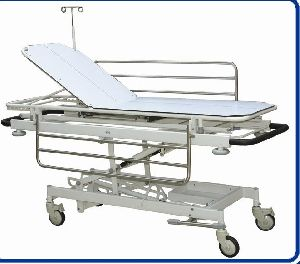 Hi Low Stretcher Trolley