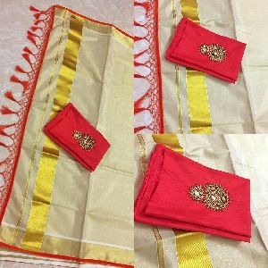 Kerala Sarees And Dhotis