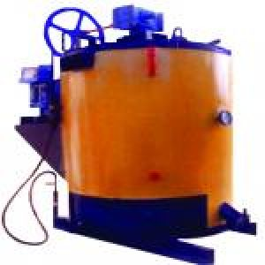 THERMOPLASTIC ROAD MARKING MATERIAL PREHEATERS