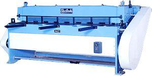 Mechanical Guillotine Shearing Machine