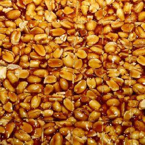 Whole Groundnut Chikki