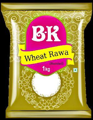 Wheat Semolina Rawa Roasted