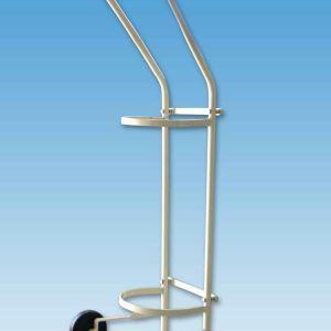 Oxygen Cylinder Trolley