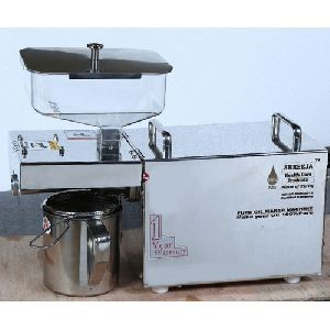 Almond Oil Maker Machine