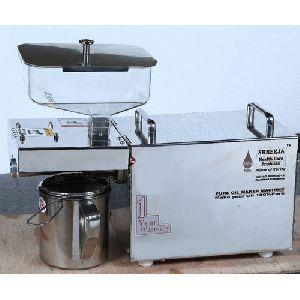 Cold Press Oil Maker Machine