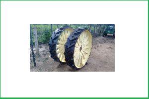 Nadakattin Iron Wheel