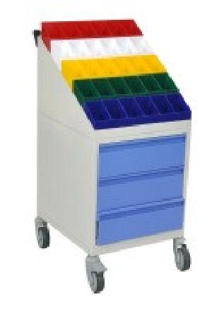 Drug Trolley (30 Bins)