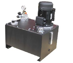 Hydraulic Tilting Die Casting Machine