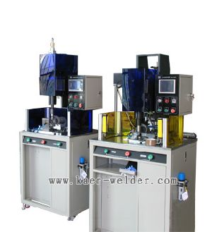 Spin Friction Welding Machine