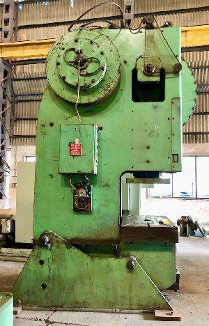 Power Press Inclinable Machine