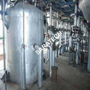 Non Edible Oil Refinery Machine
