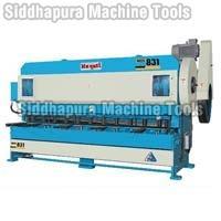Over Crank Shearing Machine