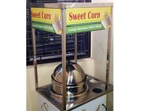 Sweet Corn Machine
