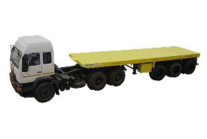 Ultra Heavy Duty Trailer