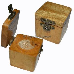 Money Wooden Box