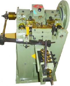 J-0 Automatic Wire Nail Making Machine