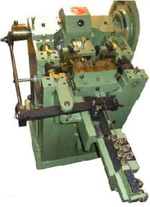 J-1 Wire Nail Making Machine