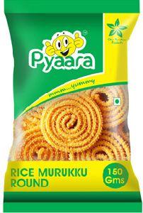 Rice Murukku Round