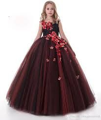 Kids Evening Gown