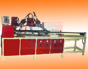 Horizontal Ledger Welding Machine