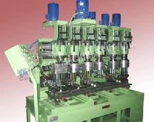 Sixteen Spindle Drilling Machines