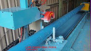 Automatic Pvc Pipe Drilling Machine
