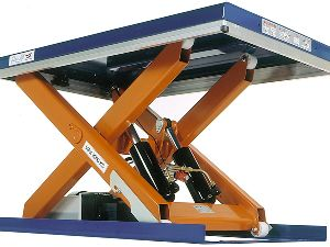 Scissors Lift Hydraulic Pipes