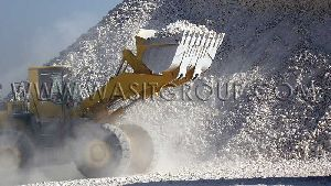 Gypsum Rocks for Cement Production