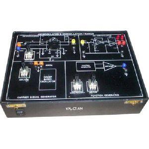 Analog Fiber Optic Trainer (vpl-ct-aft) Vpl-ct-aft
