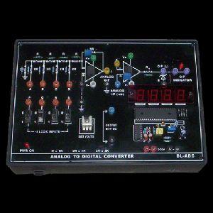Analog To Digital Converter Trainer (vpl-dl-adc) Vpl-dl-adc