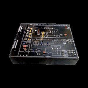 Tdm Pulse Amplitude Demodulation Transmitter Trainer (vpl-ct-tdm)