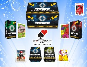 100% Pure Plastic Playing Cards