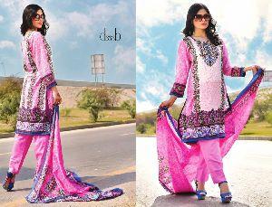 Pakistani Cotton Lawn Suits