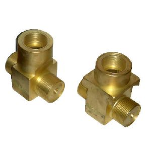 Brass Sand Casting Finish Machined Parts