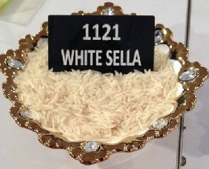 1121 Basmati Rice ( White Sella)