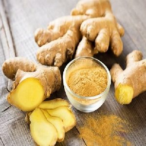 Ginger Flakes And Powder